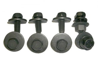 Goodmark® - Rear Bumper Bracket Hardware Kit