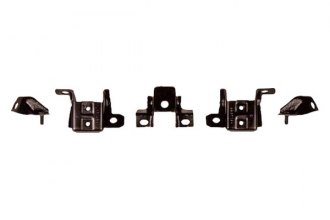 Goodmark® - Rear Outer Bumper Bracket Set