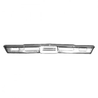 Goodmark® - Front Chrome Bumper Face Bar