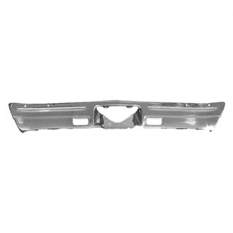 Goodmark® - Rear Bumper Face Bar