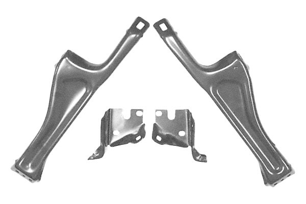 Goodmark® - Front Bumper Bracket Set