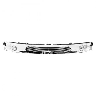 Goodmark® - Front Lower Chrome Bumper Air Dam