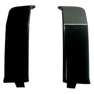 Goodmark® - Rear Driver and Passenger Side Bumper Fillers