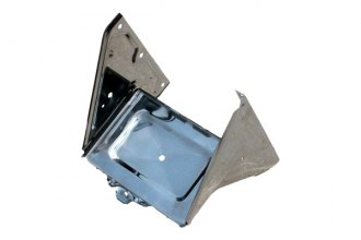 Goodmark® - Stainless Steel Stainless Steel Battery Tray