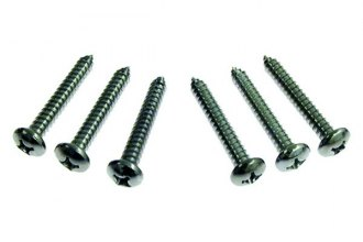 Goodmark® - Door Armrest Base Screw Set