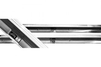 Goodmark® - Front Driver or Passenger Side Door Sill Plate