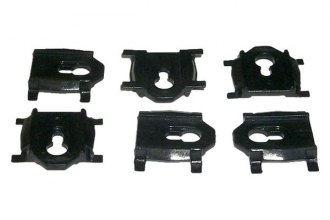 Goodmark® - Upper Cab Molding Clip Kit