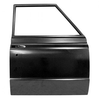 Goodmark® - Front Passenger Side Door Shell