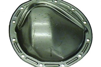 Goodmark® - Rear Differential Cover