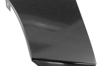 Goodmark® - Front Driver Side Lower Fender Patch Rear Lower Section