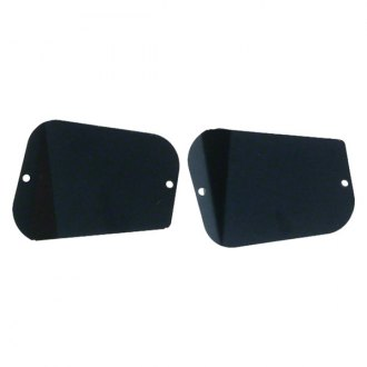Goodmark® - Front Driver and Passenger Side Inner Fender Cover Plates