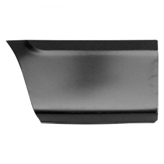 Goodmark® - Driver Side Lower Bed Panel Patch Rear Section