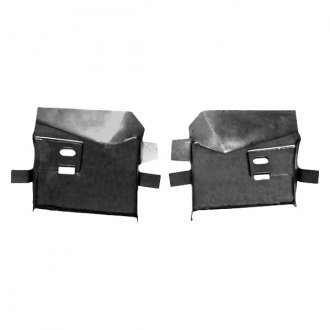 Goodmark® - Rear Passenger Side Fender Apron Rear Extension