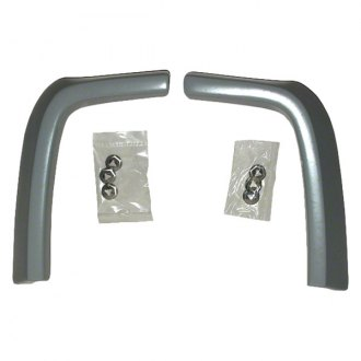 Goodmark® - Front Driver and Passenger Side Fender Eyebrow Moldings