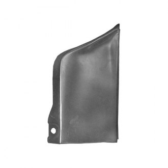 Goodmark® - Driver Side Lower Quarter Panel Patch Rear Section