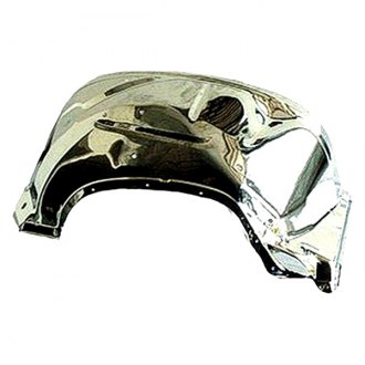 Goodmark® - Chrome Aftermarket Inner Fender
