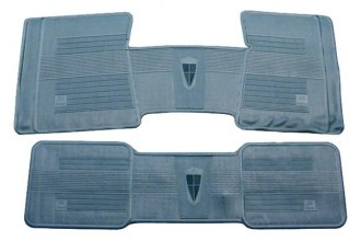 Goodmark® - Rubber Floor Mat Set