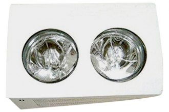Goodmark® - Clear Lenses Fog Light Set
