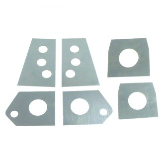 Goodmark® - Front Subframe Mount Plate Repair Kit