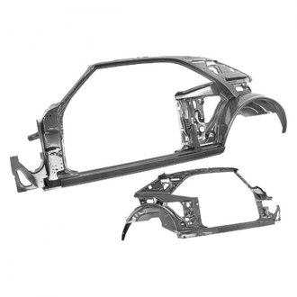 Goodmark® - Body Side Frame Assembly
