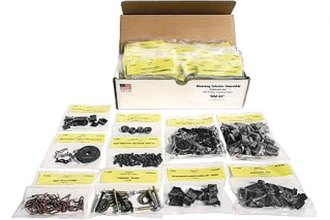 Goodmark® - Body Fastener Kit