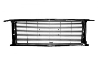 Goodmark® - Chrome, Silver Grille