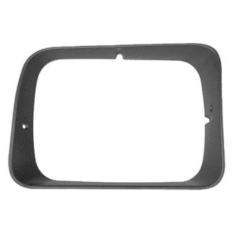 Goodmark® - Headlight Bezels
