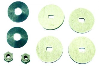 Goodmark® - Front Headlight Motor Nut and Drive Washer Set