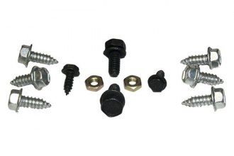 Goodmark® - Front Headlight Relay Mount Hardware Kit