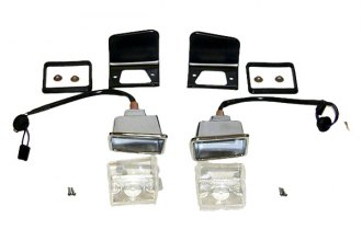 Goodmark® - Front Parking Light Lens Kit