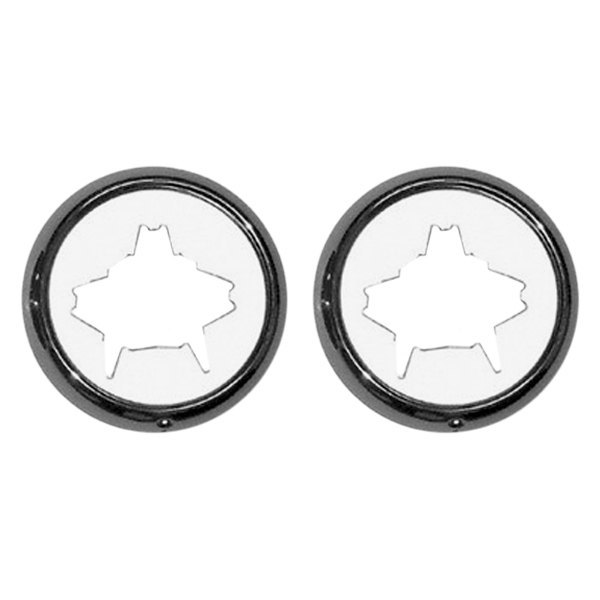 Goodmark® - Driver Side Headlight Bezel Set