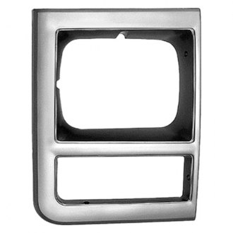 Goodmark® - Headlight Bezel
