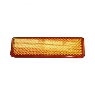 Goodmark® - Front Driver Side Amber Marker Light