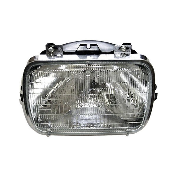 Goodmark® - Front Driver Side Headlight Capsule