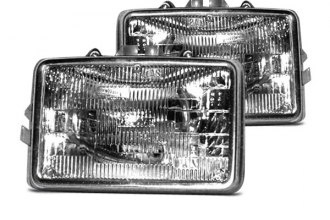 Goodmark® - Factory Replacement Headlights