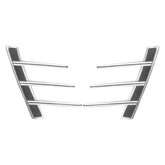 Goodmark® - Rear Driver and Passenger Side Quarter Panel Trim Ornaments