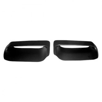 Goodmark® - Driver and Passenger Side Hood Scoop Inserts