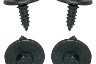 Goodmark® - Cowl Panel Hardware Kit