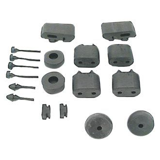 Goodmark® - Rubber Stop Bumper Assortment