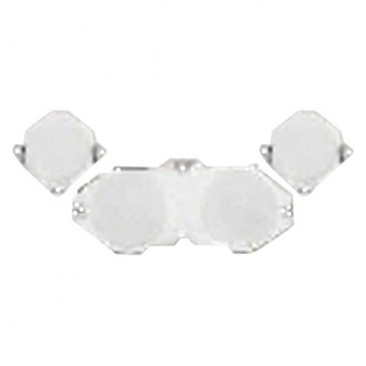 Goodmark® - Instrument Bezel Lens Set