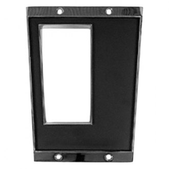 Goodmark® - DIE Cast Console Top Trim Shift Plate