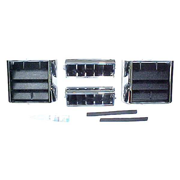 Goodmark® - Dash A/C Deflector Kit