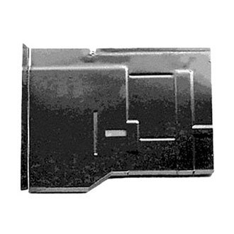 Goodmark® - Cab Floor Pan Patch Rear Section