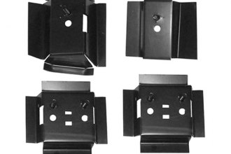 Goodmark® - Bucket Seat Mounting Bracket Set