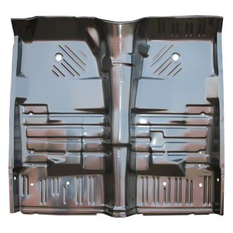 1969 Dodge Charger Replacement Floor Pans Carid Com