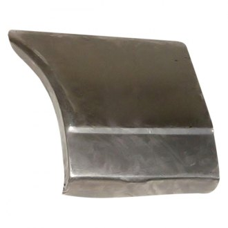 Goodmark® - Front Driver Side Lower Fender Patch Rear Section