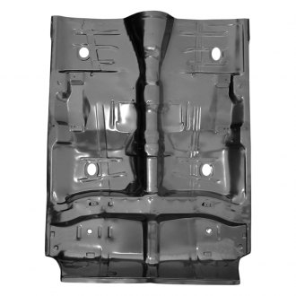 Goodmark® - Front Full Floor Pan