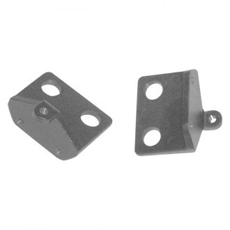 Goodmark® - Driver and Passenger Side Cowl Induction Brackets For Hood Door Pivot