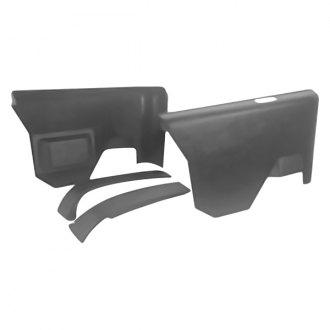 Acme Auto Headlining CKITZ-45 Brown Headliner Trim Kit 14 Yards Snap-On Windlace
