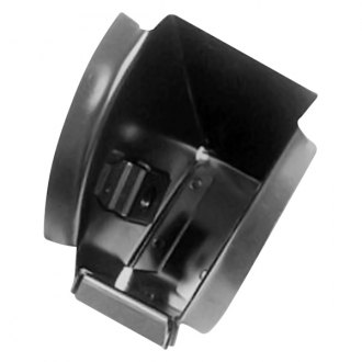 Goodmark® - Rear Wheel Housing Box Brace Cover